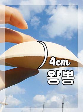 왕뽕패드 (4cm) G73